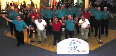 AA County's Sons of the Severn Chorus and Quartets | Annapolis, MD | Barbershop Quartet | Photo #4