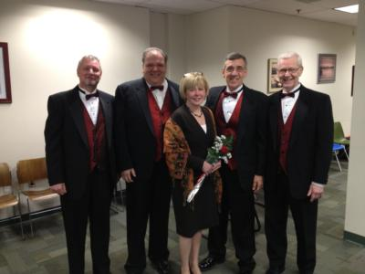 AA County's Sons of the Severn Chorus and Quartets | Annapolis, MD | Barbershop Quartet | Photo #16