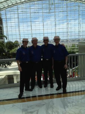 AA County's Sons of the Severn Chorus and Quartets | Annapolis, MD | Barbershop Quartet | Photo #15