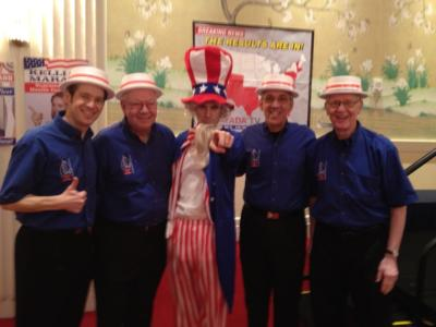 AA County's Sons of the Severn Chorus and Quartets | Annapolis, MD | Barbershop Quartet | Photo #1