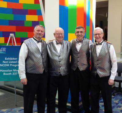 AA County's Sons of the Severn Chorus and Quartets | Annapolis, MD | Barbershop Quartet | Photo #12