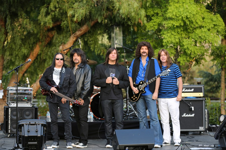 Journey Revisited - Journey Tribute Band - Modesto, CA