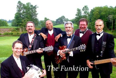The Funktion | Greenville, SC | 60s Band | Photo #1