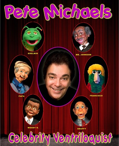 Pete Michaels - Comic Ventriloquist - Staten Island, NY