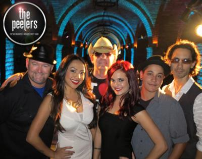 The Peelers- The Top 40 Mashups & Medleys Band | San Francisco, CA | Cover Band | Photo #3