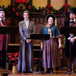 Nashville, TN Christmas Caroler | The American Caroling Company