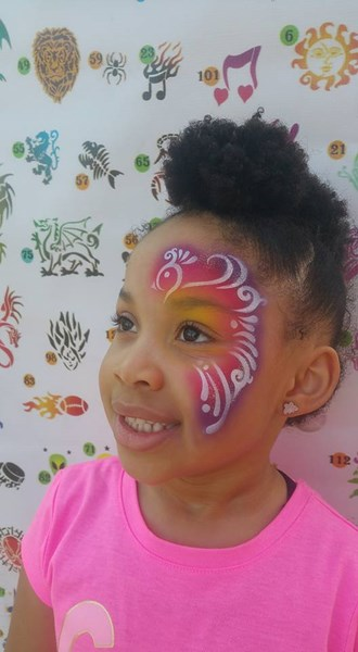 Fenix Face And Body Art - Face Painter - Tacoma, WA