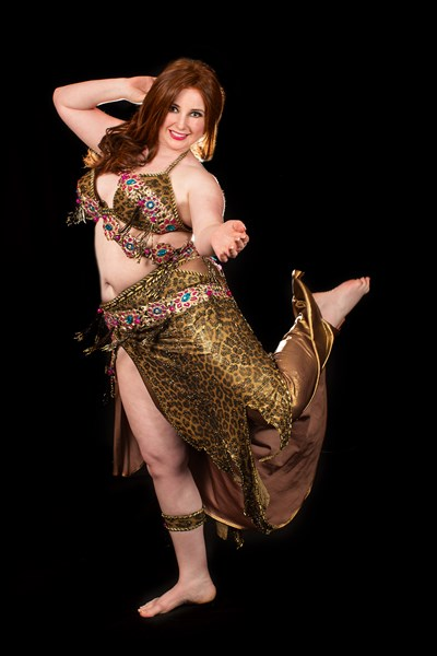 Enjoy a Feminine Art with Maali Shaker - Belly Dancer - Cincinnati, OH