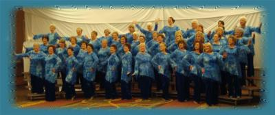 Riverport Chorus at Competition