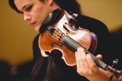 Ariana Straznicky | Southington, CT | Chamber Music String Quartet | Photo #2