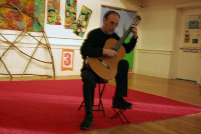 Louis Arnold | Lunenburg, MA | Classical Guitar | Photo #8