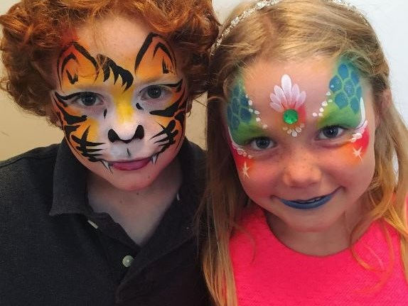 Making Faces Parties - Face Painter - Mount Kisco, NY
