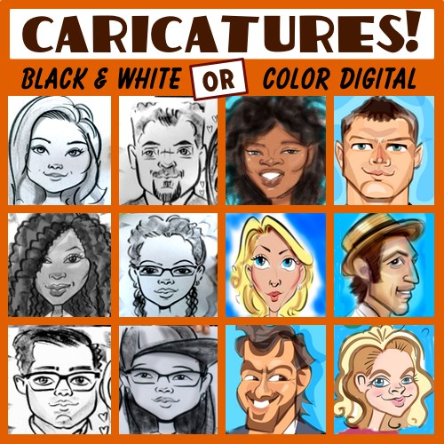 Caricatures by Carol - Caricaturist - Yonkers, NY
