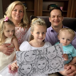 Bridgeport Caricaturist | Caricatures by Carol