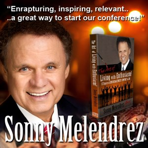 Girvin Emcee | Sonny Melendrez | Hall of Fame Celebrity Speaker