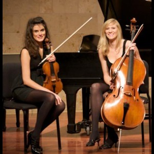 Gustine Classical Duo | Aleron Strings