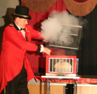 Matrix Magic Shows   | Harrison Township, MI | Magician | Photo #18