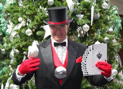 Matrix Magic Shows   | Harrison Township, MI | Magician | Photo #19