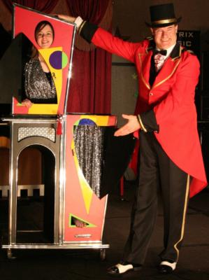 Matrix Magic Shows   | Harrison Township, MI | Magician | Photo #5
