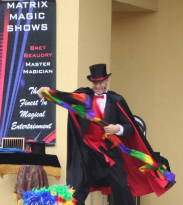 Matrix Magic Shows   | Harrison Township, MI | Magician | Photo #12