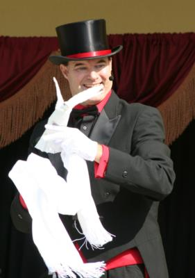 Matrix Magic Shows   | Harrison Township, MI | Magician | Photo #16