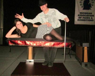 Matrix Magic Shows   | Harrison Township, MI | Magician | Photo #10
