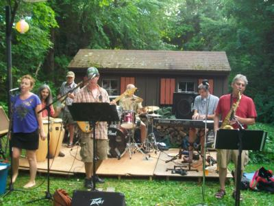 The No-No's | Amherst, MA | Dance Band | Photo #2