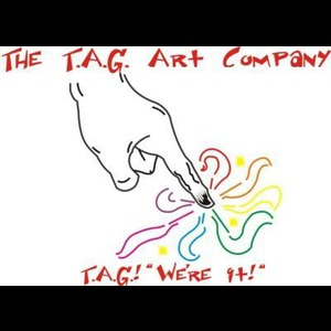 Buffalo Silhouette Artist | The T.A.G. Art Company