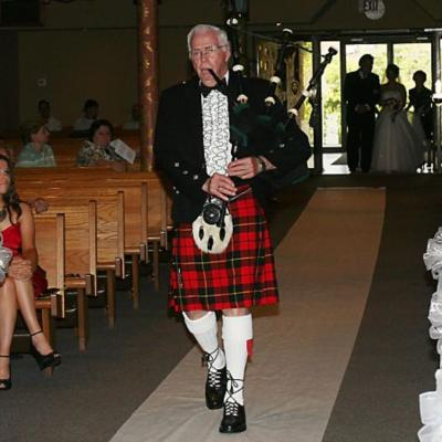 Bill Sloan | Jacksonville, FL | Bagpipes | Photo #4
