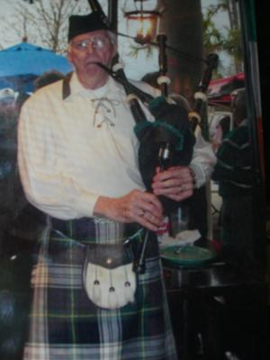 Bill Sloan | Jacksonville, FL | Bagpipes | Photo #3