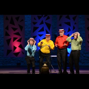 New Point Barbershop Quartet | Olde Thyme Harmony Quartet