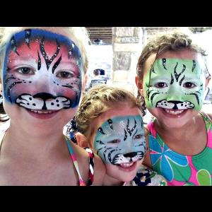Carey Face Painter | Jo Jo's Jingles