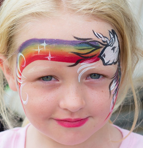 Cedar's Faceart - Face Painter - Franklin, OH
