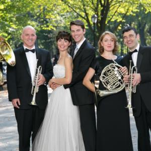 New York Brass Ensemble | Chamberlain Brass
