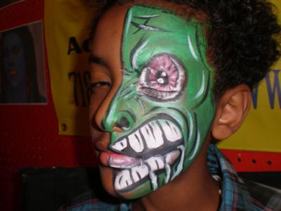 NYC Clown Studio | Bronx, NY | Face Painting | Photo #11