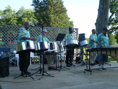 New York Steel Band  | New York, NY | Steel Drum Band | Photo #1