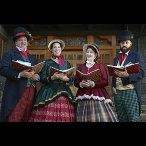 Los Angeles Choral Group | Christmas Matters Holiday Carolers