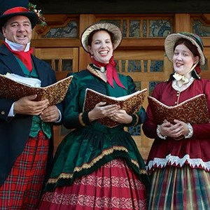 Burbank, CA Christmas Caroler | Christmas Matters Holiday Carolers