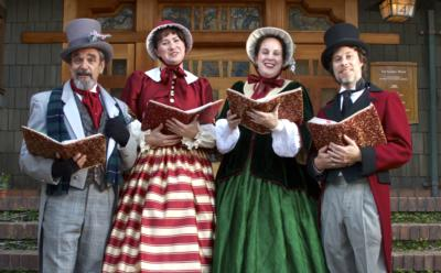 Christmas Matters Holiday Carolers | Burbank, CA | Christmas Carolers | Photo #3