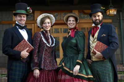 Christmas Matters Holiday Carolers | Burbank, CA | Christmas Carolers | Photo #2