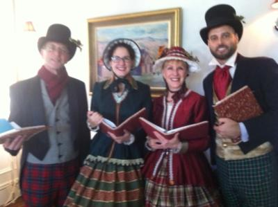 Christmas Matters Holiday Carolers | Burbank, CA | Christmas Carolers | Photo #5