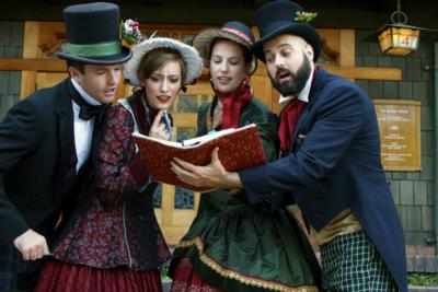 Christmas Matters Holiday Carolers | Burbank, CA | Christmas Carolers | Photo #6