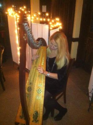 Tara Carway Hooker | Pearl River, NY | Harp | Photo #4