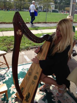 Tara Carway Hooker | Pearl River, NY | Harp | Photo #3
