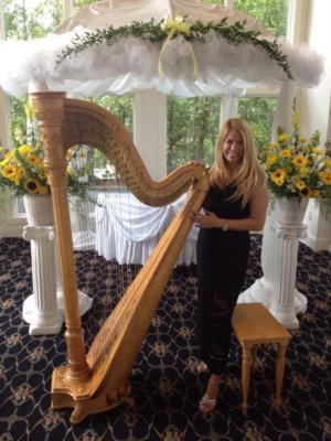 Tara Carway Hooker | Pearl River, NY | Harp | Photo #8