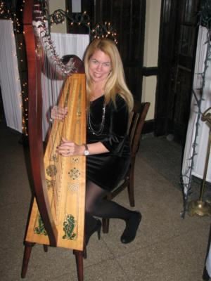 Tara Carway Hooker | Pearl River, NY | Harp | Photo #5