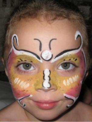 Let's Gogh Art | Lunenburg, MA | Face Painting | Photo #7