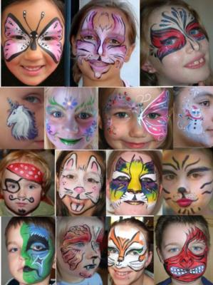 Let's Gogh Art | Lunenburg, MA | Face Painting | Photo #5