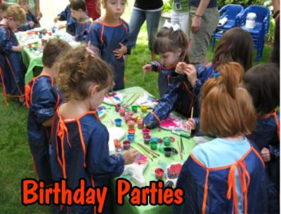 Let's Gogh Art | Lunenburg, MA | Face Painting | Photo #15