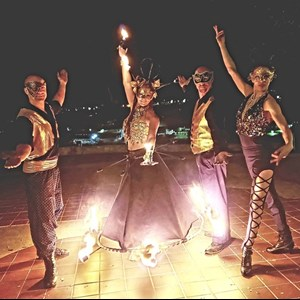 Mesa, AZ Fire Dancer | Circus Farm Entertainers